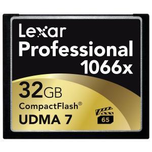 [訳あり特価!箱潰れあり] LEXAR Professional CFカード 32GB 1066倍速(160MB/秒) UDMA7 LCF32GCRBNA1066[送料無料]|bestsupplyshop