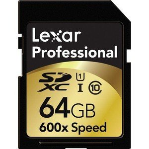 LEXAR Class10 Professional SDカード(SDHC) 64GB 高速データ移動 UHS-1 600倍速(90MB/s) [送料無料]|bestsupplyshop