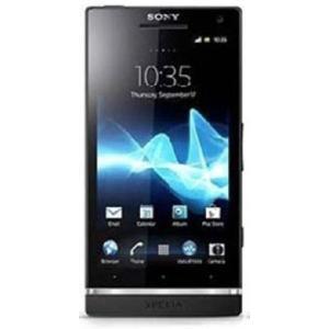 海外シムフリー SIMフリー SONY Xperia S LT26i(SO-02D) ブラック黒  32GB|bestsupplyshop