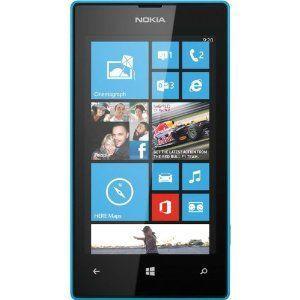(再生新品)海外シムフリー Nokia Lumia 520 ブルー青 4.0インチ 日本語対応Windows8 OS SIMフリー|bestsupplyshop