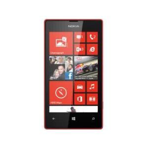 海外シムフリー Nokia Lumia 520 レッド赤 4.0インチ 日本語対応Windows8 OS SIMフリー|bestsupplyshop