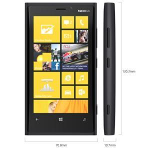 新品 Nokia Lumia 920 LTE版 黒ブラック 日本語対応Windows8 OS SIMフリー海外SIMシムフリー|bestsupplyshop