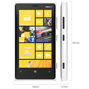 新品 Nokia Lumia 920 LTE版 ホワイト白 日本語対応Windows8 OS SIMフリー海外SIMシムフリー|bestsupplyshop