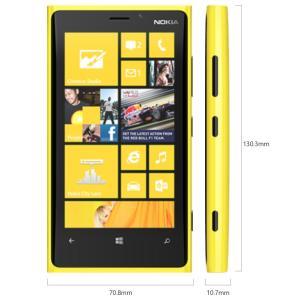 新品 Nokia Lumia 920 LTE版 黄イエロー 日本語対応Windows8 OS SIMフリー海外SIMシムフリー|bestsupplyshop
