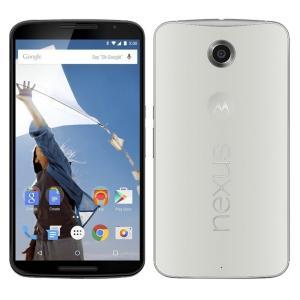[再生新品]Google Nexus6(SIMフリーXT1103/XT1100)32GB 白ホワイト 海外シムフリー / 送料無料|bestsupplyshop