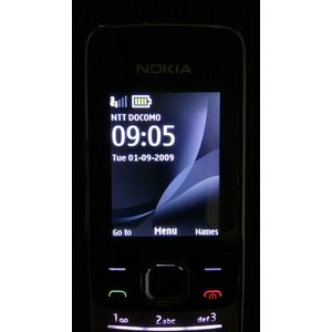 [未使用品]SIMフリー携帯電話(音声通話/SMS送受信専用) Nokia2730 ドコモ docomo/softbank回線対応  [送料無料] bestsupplyshop 04