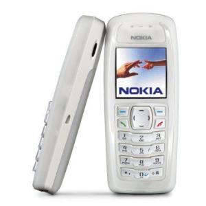 [未使用品] SIMフリー 携帯電話(海外専用) Nokia3100 白ホワイト 海外シムカード専用 [商品コード:114] / 送料無料