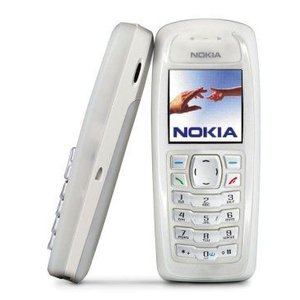 (箱つぶれあり・未使用品) SIMフリー 携帯電話(海外専用) Nokia3100 白ホワイト 海外シムカード専用 (商品コード:114) / 送料無料|bestsupplyshop