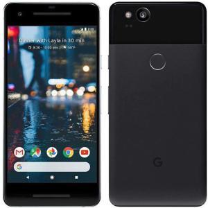 (再生新品)SIMフリー Google 5.0 Pixel 2 | 128GB ブラック グローバル版 | 国際送料無料|bestsupplyshop