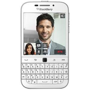 [未使用品] Blackberry ブラックベリー Q20  White SIMフリー 海外携帯(白ホワイト) 海外SIMシムフリー版[送料無料]|bestsupplyshop