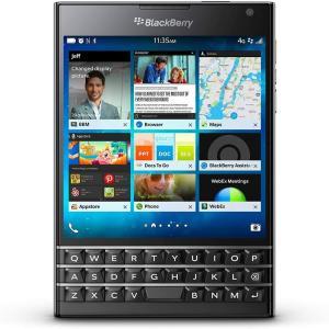 [未使用品] BlackBerry Passport Q30 32GB ブラックベリー パスポート Q30 海外SIMシムフリー版(黒ブラック) / 送料無料|bestsupplyshop