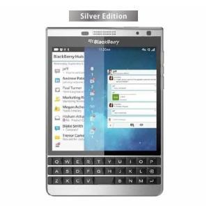[未使用品] BlackBerry Passport Q30 32GB Silver Edition ブラックベリーパスポート Q30 海外SIMシムフリー版(シルバーエディション) / 送料無料|bestsupplyshop