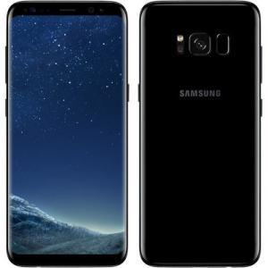 [再生新品]海外SIMフリー Samsung Galaxy S8 G950 SIMフリースマートフォン 64GB 黒ブラック / 送料無料|bestsupplyshop
