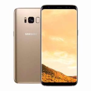 [再生新品]海外SIMフリー Samsung Galaxy S8 G950 SIMフリースマートフォン 64GB 金ゴールド / 送料無料|bestsupplyshop