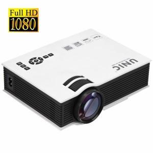 [送料無料] 1080p Full HD LEDポータブルプロジェクター 800ルーメン HDMI/AV/USB/SD/VGA対応|bestsupplyshop