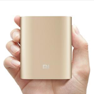 Xiaomi 大容量モバイルバッテリー10400mAh 5V 2.1A  ゴールド  iPhone、スマホを外出先で充電!|bestsupplyshop