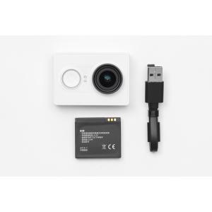 Xiaomi Yi 小米アクションスポーツカメラ Action Camera ウェアラブルアクションカム (ホワイト)|bestsupplyshop