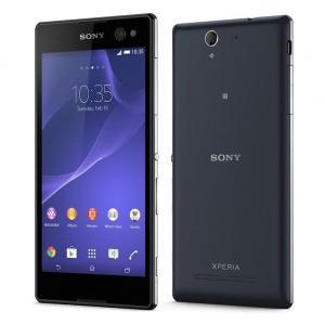 [送料無料] 新品 デュアルSIMフリー Sony Xperia C3 LTE 8GB 黒ブラック|bestsupplyshop