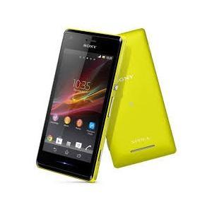 [再生新品]海外シムフリー Sony Xperia M (C1905/C1904) 4GB 黄色イエロー 低価格SIMフリースマートフォン本体 / 送料無料 bestsupplyshop