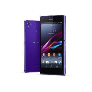 再生新品 SIMフリー版 Sony Xperia Z1(SO-01F,C6903) 16GB 紫パープル[送料無料] bestsupplyshop