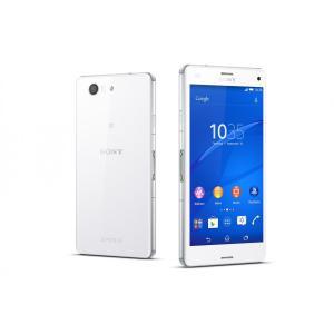 [再生新品] 海外SIMシムフリー版 Sony XPERIA Z3 Compact D5803本体 LTE (ホワイト 白) / 送料無料|bestsupplyshop