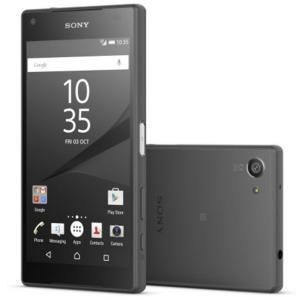 [送料無料] 新品 海外SIMシムフリー版 Sony XPERIA Z5 Compact E5823(SO-02H)本体 32GB (ブラック 黒)