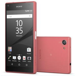 [再生新品] 海外SIMシムフリー版 Sony XPERIA Z5 Compact (技適取得済) 32GB (ピンク) / 送料無料|bestsupplyshop