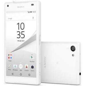[送料無料] 新品 海外SIMシムフリー版 Sony XPERIA Z5 Compact E5823(SO-02H)本体 32GB (ホワイト 白)