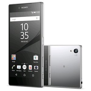 [再生新品] 海外SIMシムフリー版 Sony Xperia Z5 Premium E6853  (技適取得済) 32GB (鏡面シルバー クローム / 送料無料 bestsupplyshop