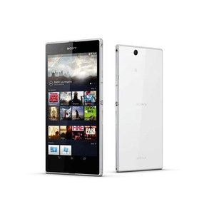 海外SIMシムフリー版 Sony XPERIA Z Ultra C6833本体 LTE版  (ホワイト白) 海外SIMシムフリー版 [送料無料]
