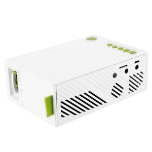 [送料無料] 小型軽量290g!LEDポータブルプロジェクター 光度600ルーメン  HDMI/AV/USB/microSD対応 YG300/310|bestsupplyshop|04
