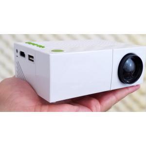 [送料無料] 小型軽量290g!LEDポータブルプロジェクター 光度600ルーメン  HDMI/AV/USB/microSD対応 YG300/310|bestsupplyshop|06