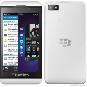 [未使用品] Blackberry ブラックベリーZ10(白ホワイト) 海外SIMシムフリー版[送料無料]|bestsupplyshop