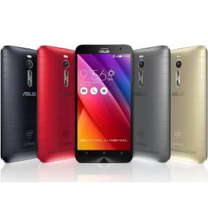 [送料無料] SIMフリー ASUS Zenfone2 ZE551ML レッド赤 16GB 海外SIMシムフリー|bestsupplyshop|02