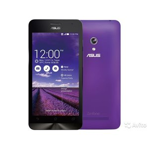 [送料無料]デュアルSIMシムフリー ASUS Zenfone5本体 紫パープル16GB MVNO楽天モバイル対応 bestsupplyshop