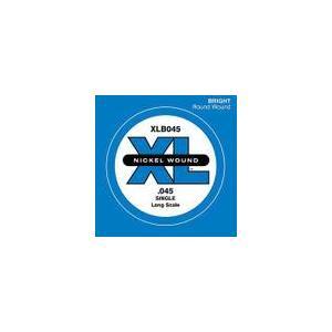XLB045/ベース用バラ弦/D'Addario(ダダリオ)|beta-music