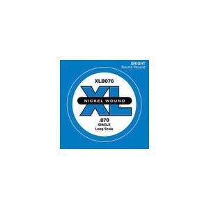 XLB070/ベース用バラ弦/D'Addario(ダダリオ)|beta-music