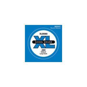 XLB080/ベース用バラ弦/D'Addario(ダダリオ)|beta-music