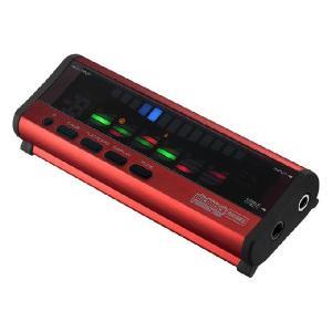 PITCHBLACK/Portable/PB-04-RD(レッド)/ポリフォニックチューナー/KORG/コルグ|beta-music