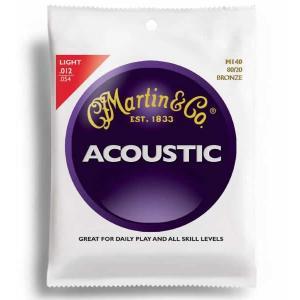 M-140/LIGHT/Martin/マーチン【アコースティックギター弦】|beta-music