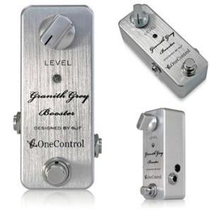 Granith Grey Booster/One Control 【エフェクター】|beta-music