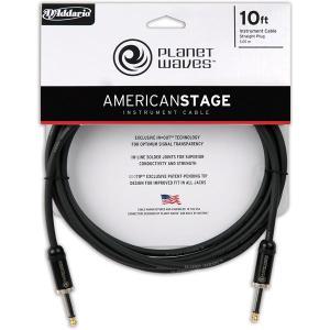 ケーブル/PW-AMSG-10 (10ft/3.0m S-S)/American Stage Series Instrument cables beta-music