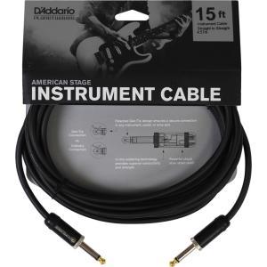 ケーブル/PW-AMSG-15 (15ft/4.6m S-S)/American Stage Series Instrument cables beta-music