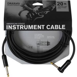 ケーブル/PW-AMSGRA-20 (20ft/6.1m S-L)/American Stage Series Instrument cables beta-music