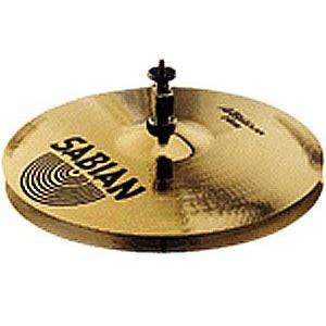 AA-14BHH 14インチ/Medium Hats Bottom (ミディアム・ハッツ・ボトム)/SABIAN/セイビアン【シンバル】|beta-music