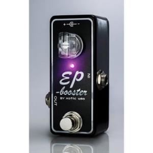 【限定カラー/送料無料!】EP Booster Black Limited Edition/XOTIC/エキゾチック【エフェクター】|beta-music