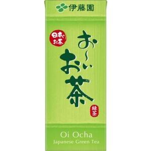 伊藤園 おーいお茶 緑茶 紙パック 250ml×24本 送料無料