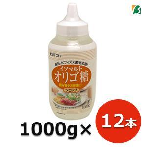 井藤漢方製薬 イソマルトオリゴ糖シロップ 1,000g×12本セット beta