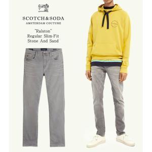 SCOTCH&SODA/スコッチ&ソーダ スリムフィットデニム RALSTON - Regular Slim-Fit  210-35500【125358】 bethel-by