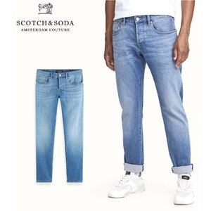 送料無料 SCOTCH&SODA/スコッチ&ソーダ ジーンズ Ralston - Spyglass Light Slim Fit Jeans 282-25543【156737】 bethel-by